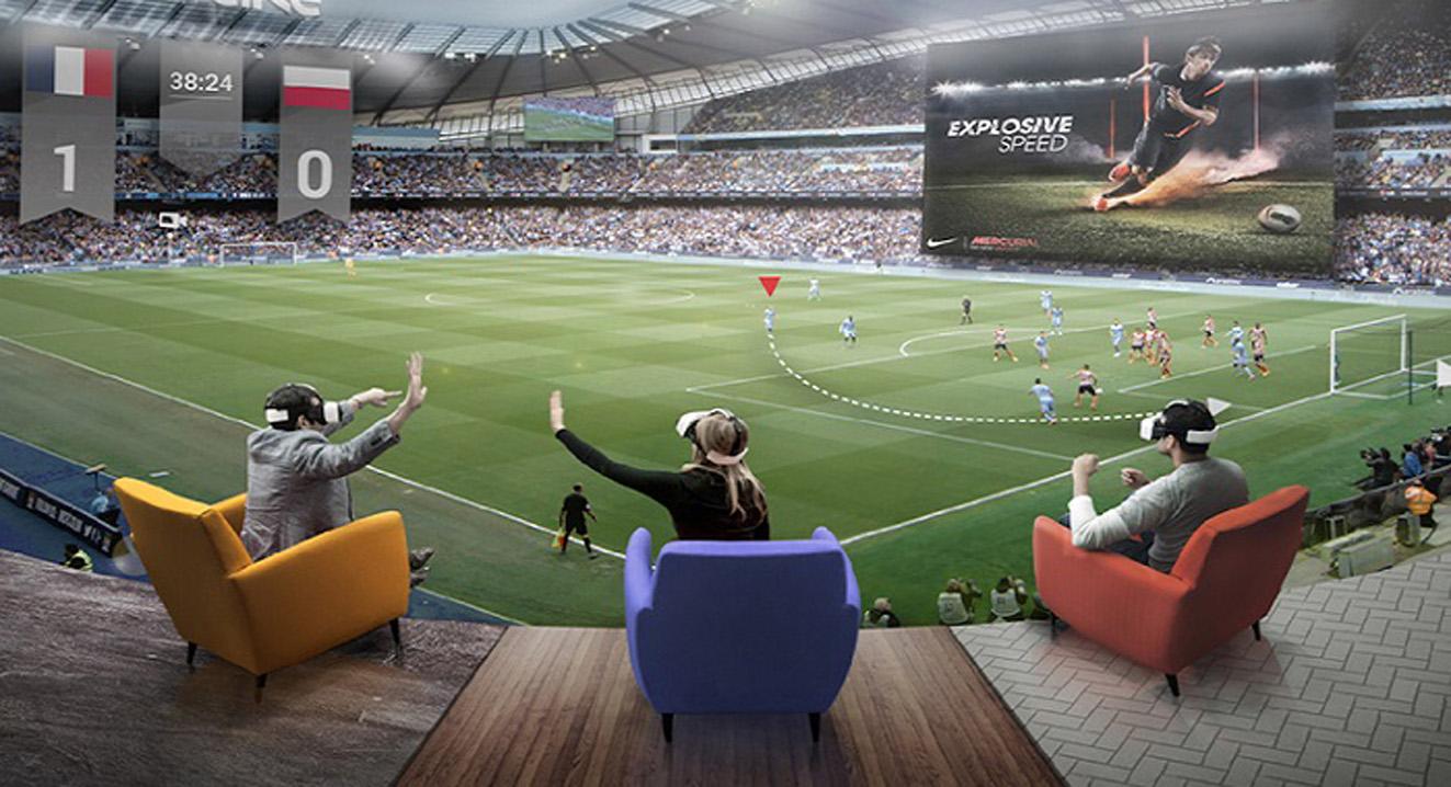 VR Deportes