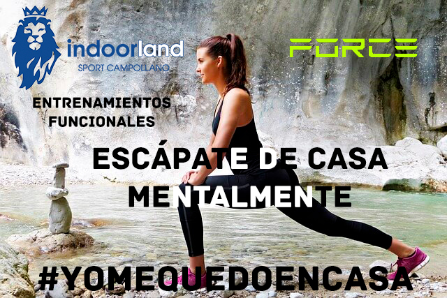 Indoorland Force #YoMeQuedoEnCasa
