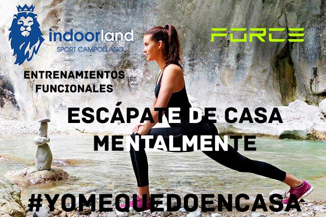 Indoorland Force #YoMeQuedoEnCasa
