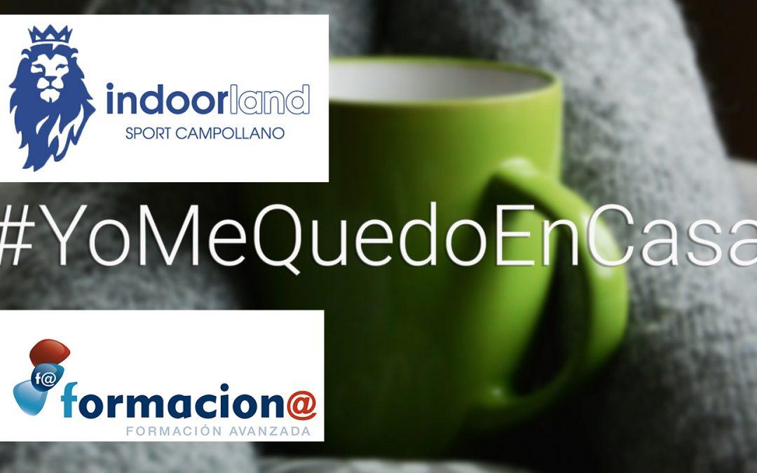 Indoorland #YoMeQuedoEnCasa
