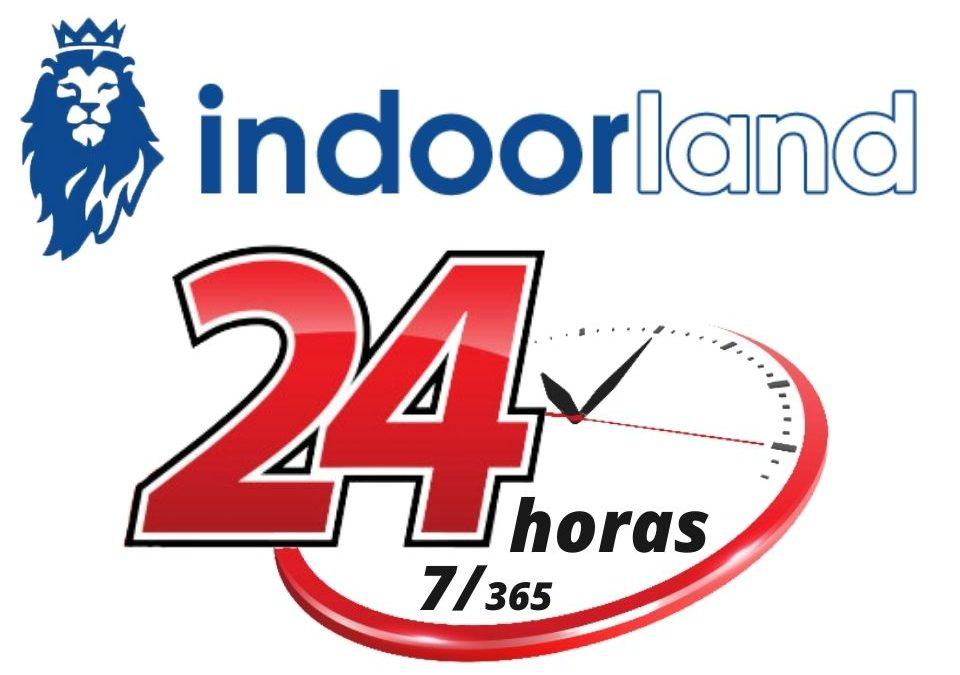 SERVICIO 24 HORAS INDOORLAND